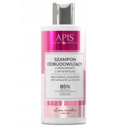 APIS szampon odbudowujący z amarantusem 300 ml