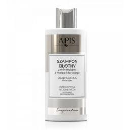 APIS szampon błotny z minerałami z morza martwego