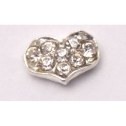 Biżuteria Na Paznokcie Serce