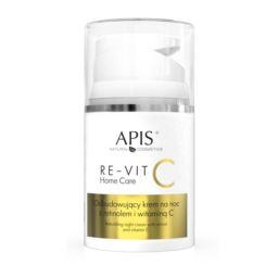 APIS Odbudowujący krem na noc z retinolem i wit.C