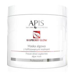 APIS Maska algowa z liofilizowanymi malinami