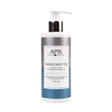 APIS Nawilżający żel do mycia twarzy z kwasem