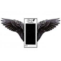 Jolash Rzęsy Black Feather Volume Mix C 0,05 Mix