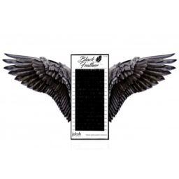 Jolash Rzęsy Black Feather Volume Mix D 0,05 Mix