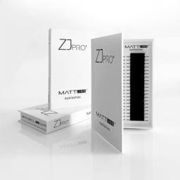 RZĘSY MATTline™ D 0,07 5 mm ZJpro Zofia Jasińska