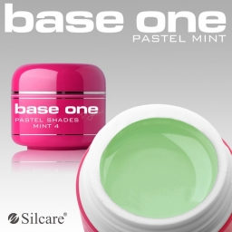 Żel UV Base One Pastel Mint 5 g.