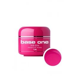Żel Kolorowy Neon Medium Pink 5g
