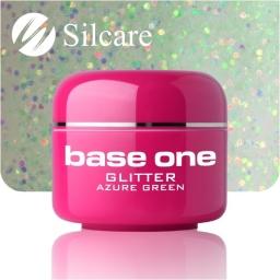 Żel Glitter Azure Green 5g