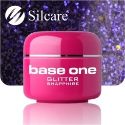 Żel Glitter Shapphire 5g