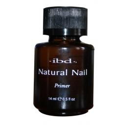 IBD Natural Nail 14ml - Primer do Naturalnej Płytki Paznokcia