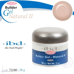IBD LED/UV BUILDER GEL 56 GRAM NATURAL II