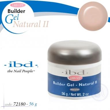 IBD LED/UV BUILDER GEL 56 GRAM NATURAL II