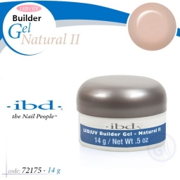 IBD LED/UV BUILDER GEL 14 GRAM NATURAL II