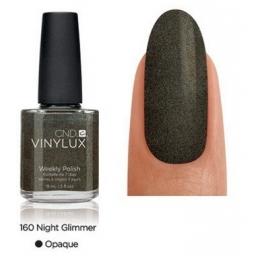 CND VINYLUX Lakier 7 Dniowy Night Glimmer Nr 160