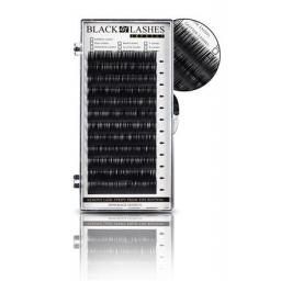 Rzęsy Express Black Lashes B 0,15 Dlugość 12 mm