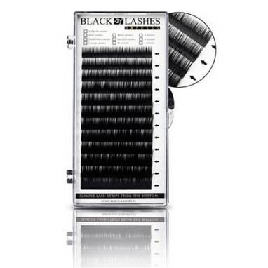 Rzęsy Mix Black Lashes J 0,15 8-16 mm