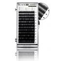 Rzęsy Mix Black Lashes B 0,25 8-16 mm