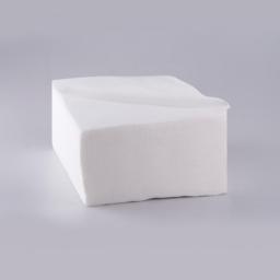 Chusteczki kosmetyczne gładkie 38x25 (100 szt.)