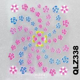 Naklejka 3 D Na Paznokcie QLZ338