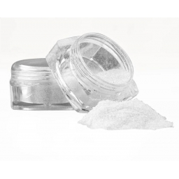 Efekt Syrenki Srebrzysto Perłowy Cristal