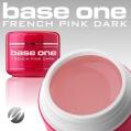 Żel jednofazowy UV Base One  Dark French Pink 50 g