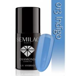 Lakier hybrydowy Semilac 013 Indigo - 7 ml