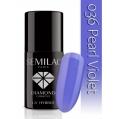 Lakier hybrydowy Semilac 036 Peart Violet - 7 ml