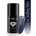 Lakier hybrydowy Semilac 095 Night In Venice - 7 ml