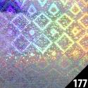 Folia Transferowa 1 metr Numer 177
