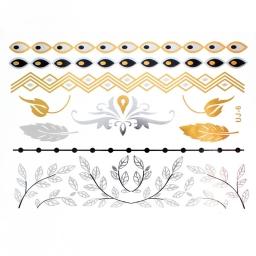 Tatuaż Tymczasowy Boho UJ - 6