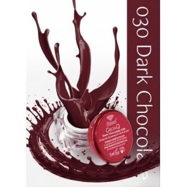 Żel UV kolor GeltaQ 030 Dark Chocolate