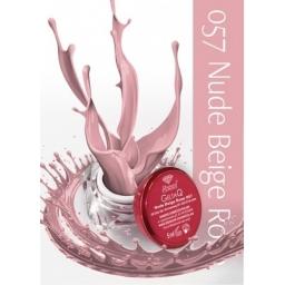 057 Kolorowy lakier żelowy Semilac Nude Beige Rose