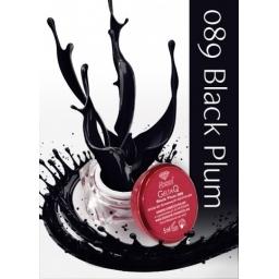 Żel UV kolor GeltaQ 089 Black Plum