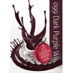Żel UV kolor GeltaQ 099 Dark Purple Wine