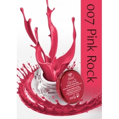Żel UV kolor GeltaQ 007 Pink Rock