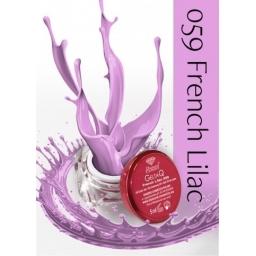 Żel UV kolor GeltaQ 059 French Lilac