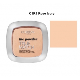 Loreal True Match The Powder C1 Rose Ivory