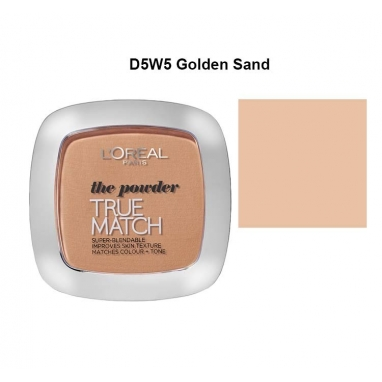 Loreal True Match The Powder W5 Golden Sand