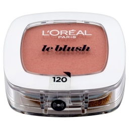 L'Oreal True Match Blush Aksamitny Róż do Policzków nr 120 Sandalwood Pink