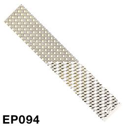 Naklejka samoprzylepna (folia) - EP094 - Duży Arkusz 16x3cm