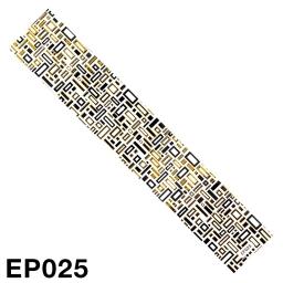 Naklejka samoprzylepna (folia)  - Duży Arkusz 16x3cm