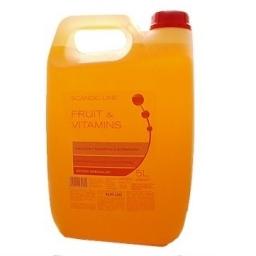 Scandic Line Fruit & Vitamins Szampon do włosów z witaminami 5 L