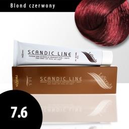PROFIS - SCANDIC LINE LASTRADA - 7,6 Blond Czerwony - 100 ml