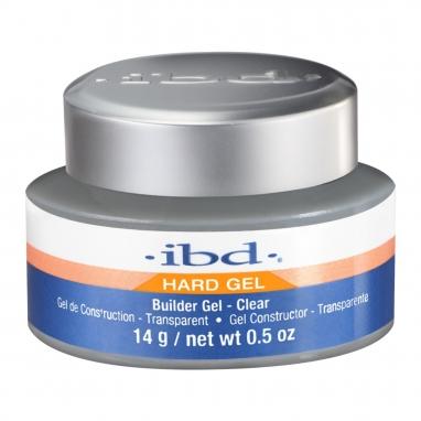 IBD Builder Clear. Przeźroczysty Żel Budujący 14g