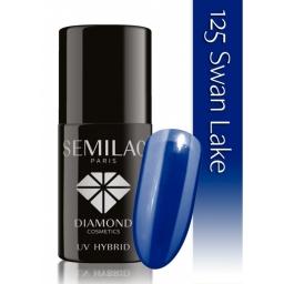 Lakier Hybrydowy Semilac 125 Swan Lake -  7 ml