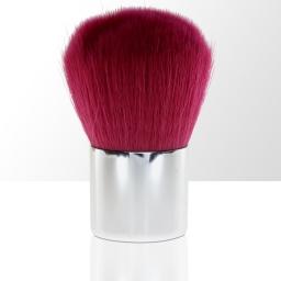 Charm Director Kabuki - Profesjonalny pędzel do makijażu (włosie naturalne) - różowy
