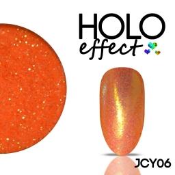 Efekt Holo Pomarańczowy. Słoiczek 5 ml.