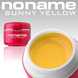 Żel UV No Name Color Sunny Yellow 5g
