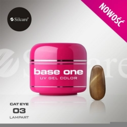 Base One Cat Eye Efekt Kociego Oka 03