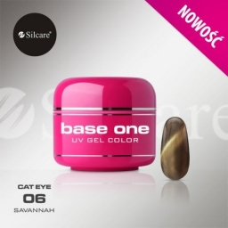 Base One Cat Eye Efekt Kociego Oka 06